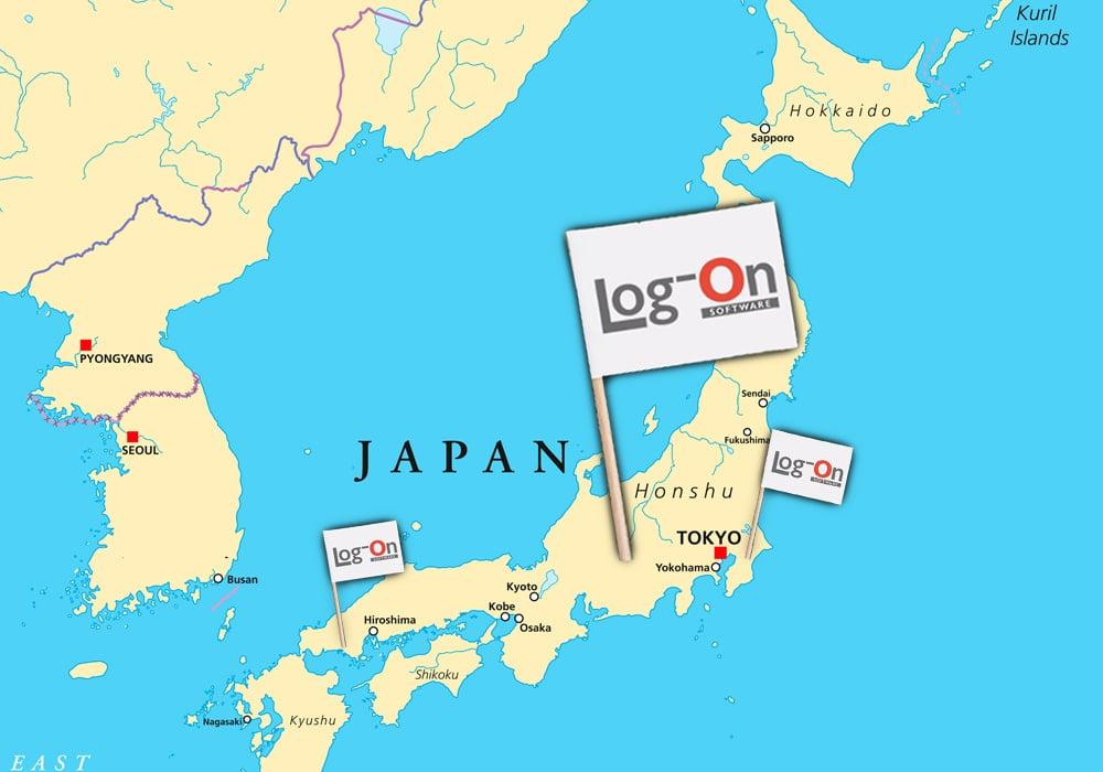 יפן לקוח חדש לוג-און